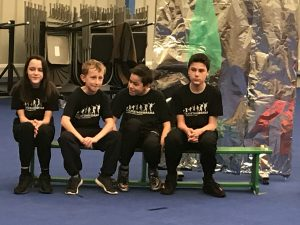 Drama show in Ealing