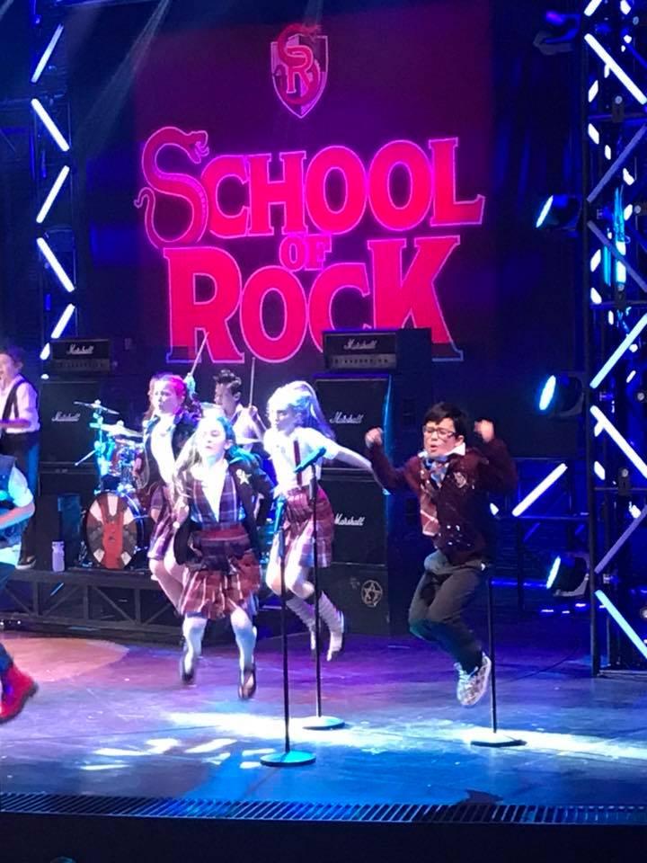 School of Rock final scene